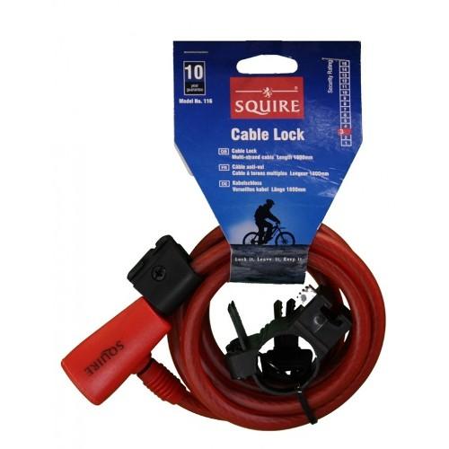 Squire 116 10/1800mm червоний