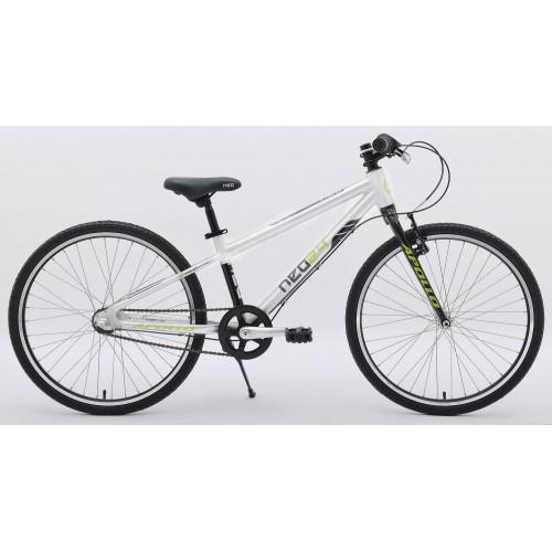 "Велосипед 24"" Apollo NEO 3i boys чорний/лайм"