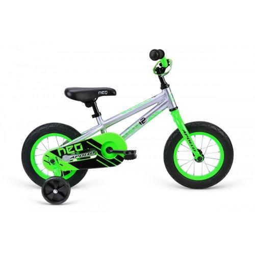 """Велосипед 12"""" Apollo NEO boys салатово/чорний"""
