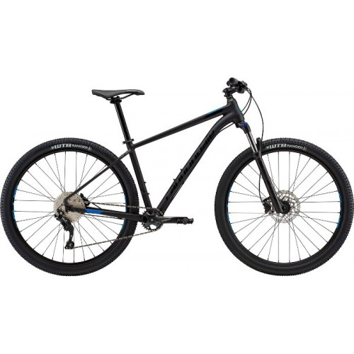 "Велосипед 29"" Cannondale Trail 5 чорний 2019"